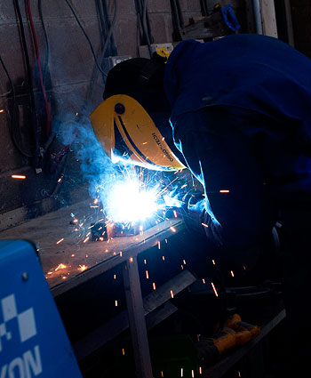 Commercial Vehicle Welding West Lothian, Scotland