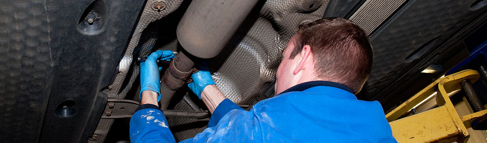 West Lothian Commercial Vehicle Maintenance